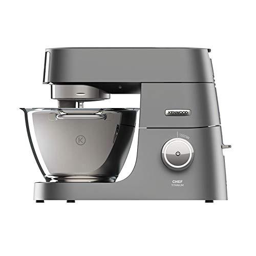 Kenwood-Mixer in acciaio inox con manici per robot da cucina ...