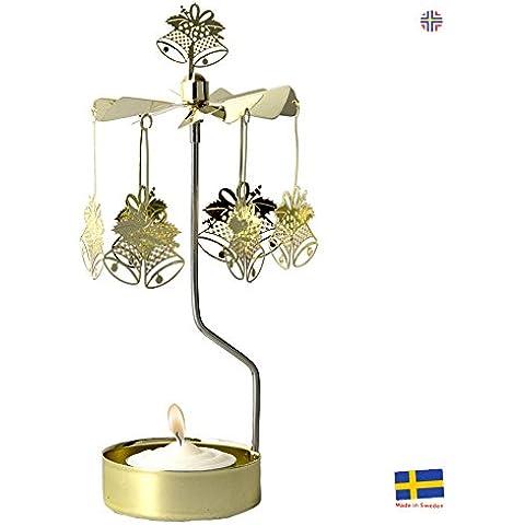 Exclusivo candeleros Continental de una cena a la luz de las Velas Velas creativas decoraciones decoración de la Mesa,campanas de