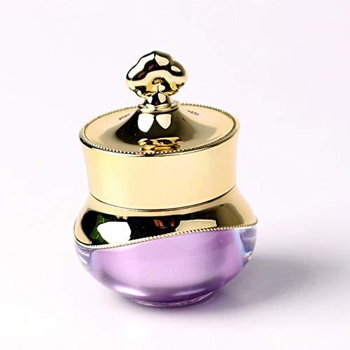 Bouteilles séparées bouteilles de plâtre bouteilles vides,violet 5 grammes