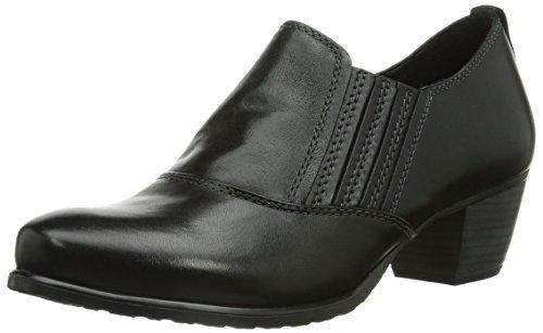 Tamaris 24313 Damen Halbschaft Stiefel Schwarz (Black 001)