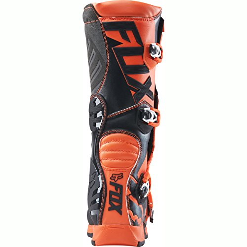 Fox Comp 5 Stiefel Orange MX Motocross US13 EU47,5 - 4