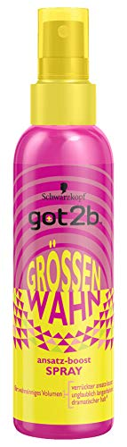 Got2B megalomaniac Boost Boost Spray 150ml