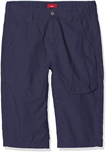 s.Oliver Jungen Shorts 62.706.76.4982, Blau (Dark Blue 5816), 170 (Herstellergröße: 170/REG)