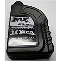 Fox Racing Shox Aceite lubricante para suspensión - 10 wt, Red, 946 ml negro 2019