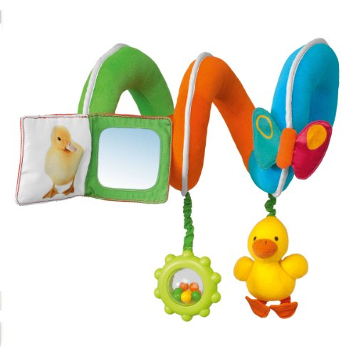 CHICCO - JUEGO DUCK STROLLER TOY (00002119000000)