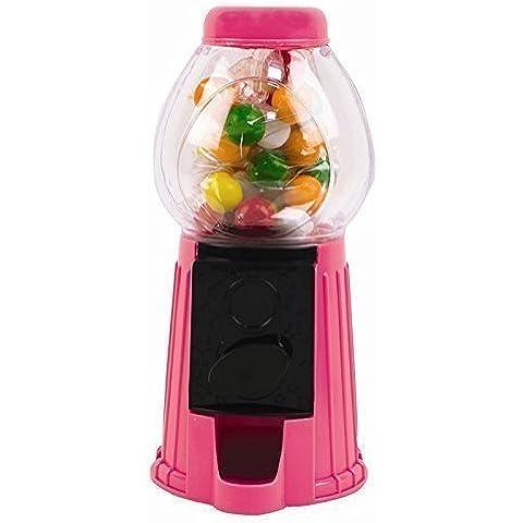 Gumball/gomma a bolle Distributeur-16,5 Cm, colore: rosa, Blu, Rosso, divertente prodotti Distributeur-riempimento Calze di Natale - Gumballs Riempimento