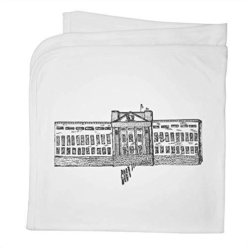 Azeeda 'Buckingham Palace' Babydecke / Schal aus Baumwolle (BY00001567)
