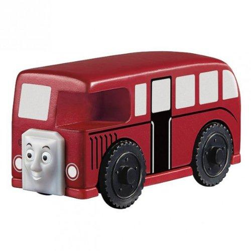 Thomas ei suoi Amici - Bertie - Ferrovia in Legno - Mattel Thomas and Friends