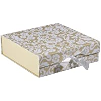 Medium - Ivory Flock Gift Box