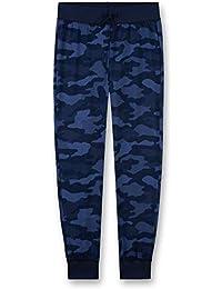 Sanetta Pants Long Allover, Pantalones de Pijama para Niños