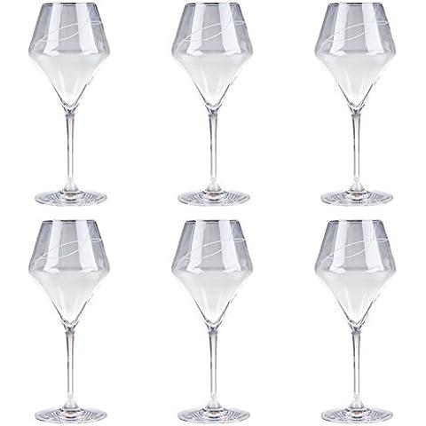 Cristal de Paris, Set di bicchieri da