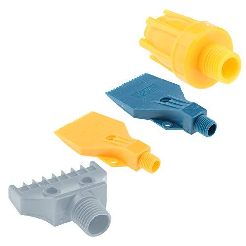 B Blesiya 4 P Ugello a Vento Soffiatore Nebulizzatore Spruzzo Prevenzione Polvere
