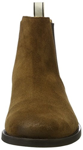 Gant Max, Bottes Chelsea homme Marron (TABACCO BROWN)