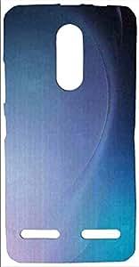 Toppings Designer Soft Printed Cover For Lenovo K6 Power