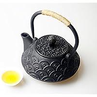 Hwagui-cinese teiera in ghisa con filtro in acciaio inox sciolto foglia tè pot giapponese Tetsubin 800ml/25oz