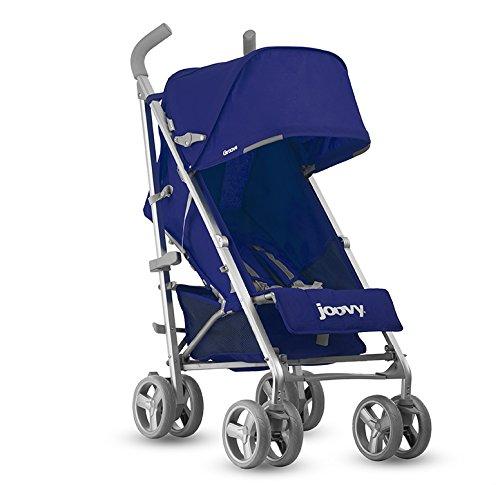 Joovy Groove Regular - Silla de paseo plegable y multifuncional, color azul