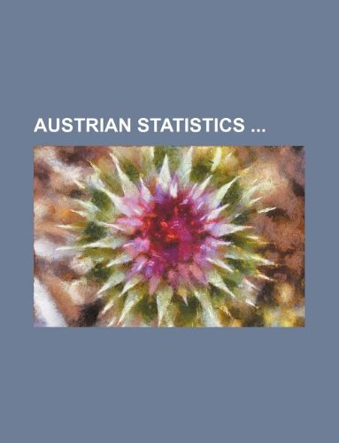 Austrian statistics