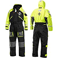 Angel-Berger Fladen Flotationganzug Flotation Suit Schwimmanzug Norwegen Thermoanzug