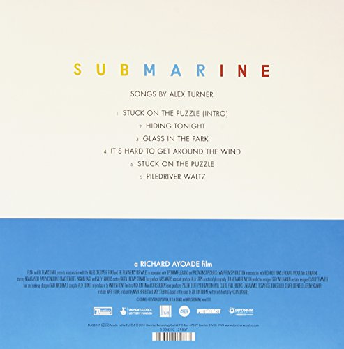 Submarine (By Alex Turner)
