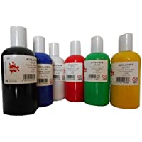 Scola Scolacryl Acrylic Paint (6 x 150ml)