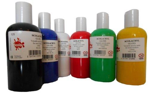 scola-scolacryl-acrylic-paint-6-x-150ml