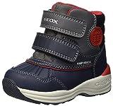 Geox Baby Jungen B New Gulp Boy B ABX A Stiefel, Blau (Dk Navy/Red C4075), 24 EU