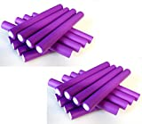Papilotten Flex-Wickler-Set violett Ø 20-21 mm