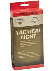 Tac Shield Tactical Luz Varillas x 10 – Rojo