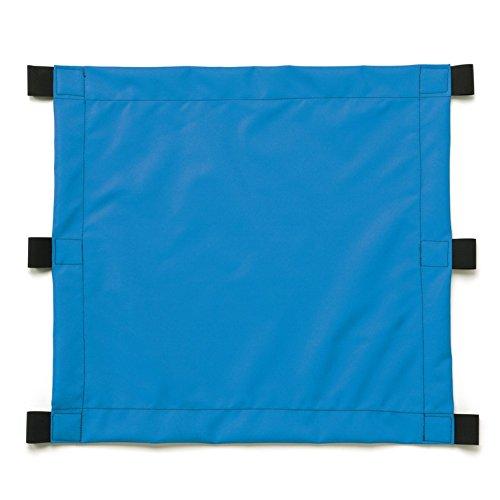 Croozer Sonnenschutz für Kid Plus for 2 sky blue