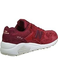 Amazon Complementos Balance Mujer Y Rojas es New Zapatos Zq6Z1