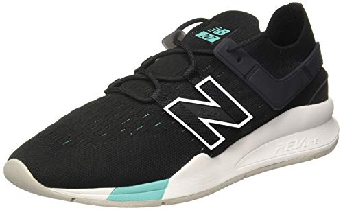 Zapatilla New Balance ML574PTR Pigment with Team Red 3