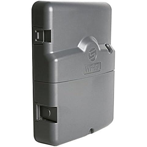 """Módulo de Riego 220VAC Wifi - 6 estaciones conexión a corriente eléctrica. Se controla desde el teléfono móvil o tablet a través de la App gratuita """"SolemWF"""""""