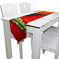 Yushg Delicious Red Tomatoes Sport Gym Bag For Women Large Gym Duffel Bag Large Travel Duffel Table Runner Decor Indoor 13x90 Inch