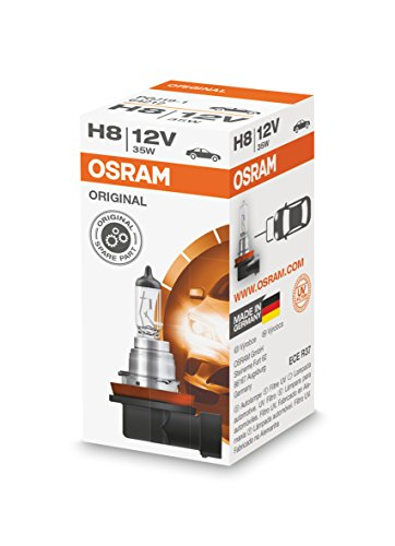 Preisvergleich Produktbild Osram ORIGINAL H8,  64212,  12V,  1er Faltschachtel