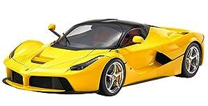 Tamiya 24347 24347-1:24 Ferrari LaFerrari - Maqueta de construcción de plástico, para Manualidades, aficiones, Pegar, Kit de Montaje de plástico, sin Pintar