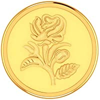 PC Jeweller 1 Gram 24K (995) Yellow Gold Precious Coin