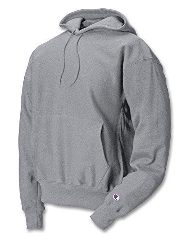 envers-tissage-capuche-s1051-capuche-noir-s-champion-envers-tissage-gris-oxford-gray-petit