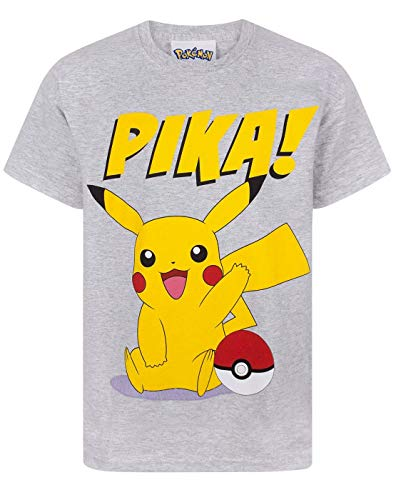 Marokko Jungen - Noisy Sauce - Pokemon - T-Shirt (7-8 Jahre)