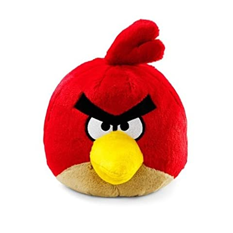 Angry Birds 8 Inch Deluxe peluche Red