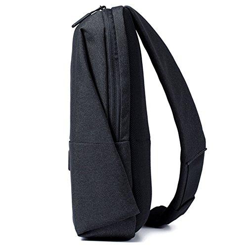 b849040b26 Zaino da escursionismo, Xiaomi sport outdoor zaino multifunzionale borsa a  tracolla Sling bag petto Pack ...