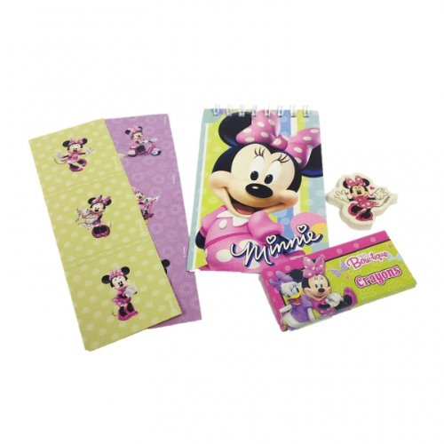 Set scolaire Minnie Bow-tique - Minnie Bows