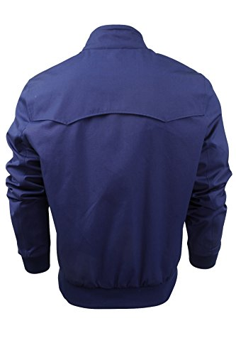 Herren Harrington Jacke von Ben Sherman Admiral Blue