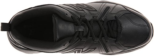 New Balance Men's MX608V4 Training Shoe,Brown,10 2E US Black