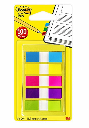 post-it-index-flags-small-multi-coloured-pack-of-100