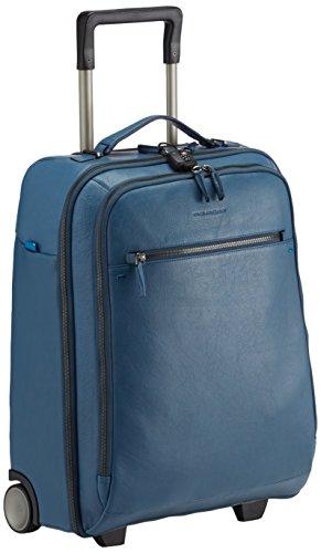 Piquadro  Trolley para portátiles BV3200S78/AV, 51 cm, 34 L, Azul