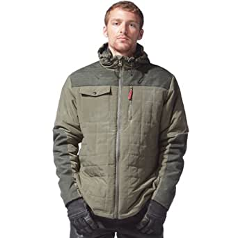 Caterpillar 1313036 Highline Jacket / Mens Jackets (Small) (Olive)