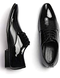 Wacky Mens Lace Up Party Wear Casual Formal Shoes Men & Boys