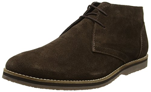 Hush Puppies Herren Spencer Chukka Boots, Braun (Brown), 46 EU (Chukka)