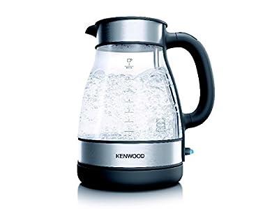 Kenwood ZJG111CL Bouilloire transparente Grise 1,7 L 2200 W