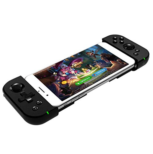 KiGoing Teleskop Wireless Bluetooth Gamepad Game Controller für iOS Android Smartphone Tablet
